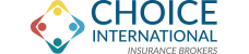 Choice International – Corredores de Seguros Logo
